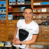 Süley Sariyalcin, Fahrrad Renner