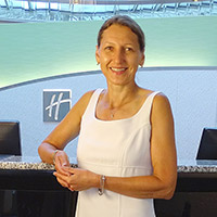 Alexandra Meierhans, Direktorin & General Manager